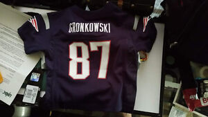 Gronkowski jersey brand new with tags