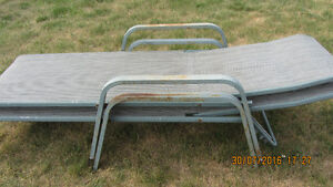 PATIO CHAIRS-LOUNGERS-TABLE Kitchener / Waterloo Kitchener Area image 2