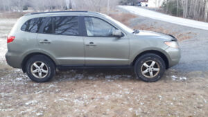 2009 AWD SANTA FE! FULLY LOADED NEW MVI!!