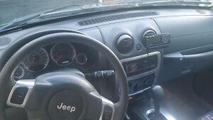 2007 Jeep Liberty Trail Edition