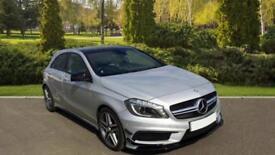 2015 Mercedes-Benz A-Class A45 4Matic AMG Automatic Petrol Hatchback