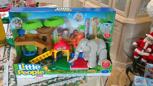 Fisher price, Little People, big animal zoo, CHF55