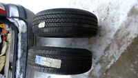 Michelin  235 75 15 summer tires , Brand new  ,one pair LACOMBE