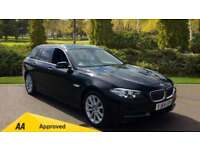 2014 BMW 5 Series 530d SE 5dr Step Automatic Diesel Estate
