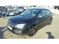 FORD FOCUS 1.6 LX DAMAGED REPAIRABLE SALVAGE