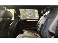 2014 Audi Q7 3.0 TDI 245 Quattro S Line Plu Automatic Diesel Estate