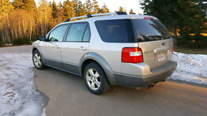2007 ford freestyle wagon trade amc/vw/nissan