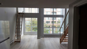 Beautifully renovated loft in Downtown **AVAILABLE Sep 15th**