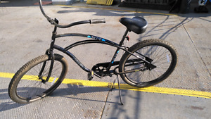New Black Electra Cruiser Bike