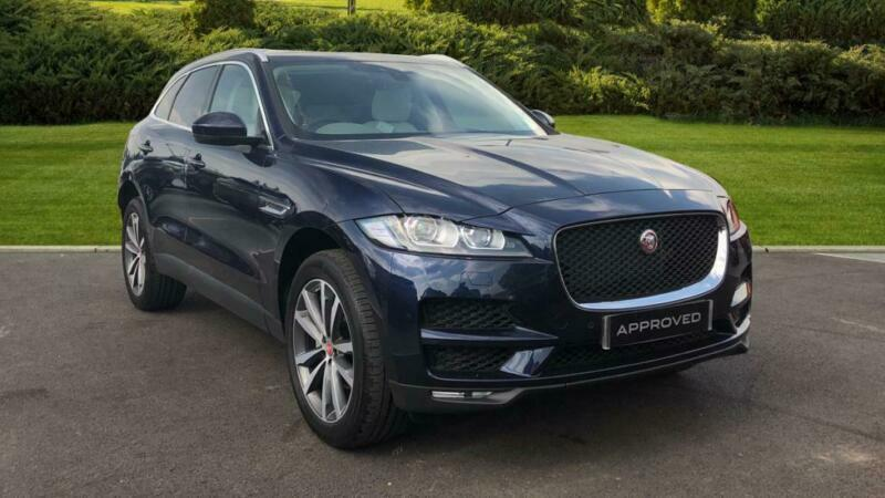 2019 Jaguar F Pace 2 0 Portfolio 5dr Awd Automatic Petrol Estate In Tunbridge Wells Kent Gumtree
