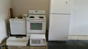 Used Kitchen appliances for sale!!!