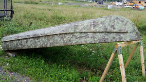 REDUCED! CAMO DUCK BOAT WITH MOTOR! Season fast approaching!