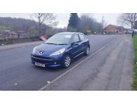 Peugeot 207 1.4 Diesel HDI 70 ( a/c ) S 2009 polo corsa
