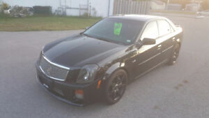 CADILLAC CTS-V *** STUNNING VEHICLE 400 HP *** CERTIFIED  $14995