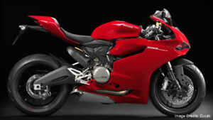 Ducati 899 panigale 2014 Comme neuf! 2300km!!