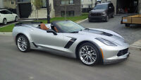 2016 Chevrolet Corvette Cabriolet Z06 groupe Z07 Laval / North Shore Greater Montréal Preview