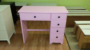 6 professionally painted desks priced from $99 to $169
