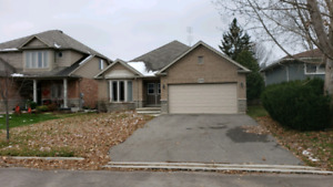 Beamsville Rental. Beautiful Open Concept Bungalow