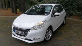 Peugeot 208 1.4HDi ( 70bhp ) FAP 2014MY Active 1 Owner FSH