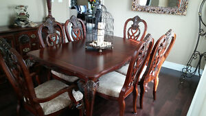 dining table set with hatch Kitchener / Waterloo Kitchener Area image 1