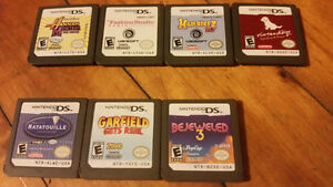 7 ds games