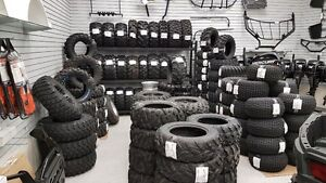 THE LARGEST SELECTION OF ATV TIRES IN THE YUKON!!
