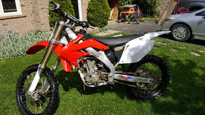 Clean 2008 crf250r for sale