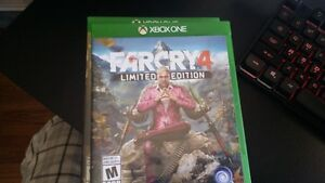 Farcry 4 ( limited Edition)