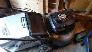 Craftsman lawnmower with bag excellent condition Peterborough Peterborough Area image 1