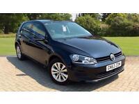 2013 Volkswagen Golf 1.4 TSI Petrol SE Bluemotion T Automatic Petrol Hatchback