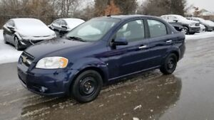 2009 Chevy Aveo * 2 Sets of Tires, SUNROOF, Power Opts *