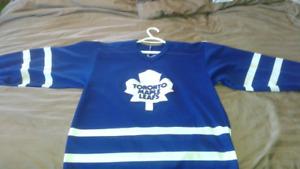 Leafs jersey men's medium