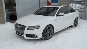 Audi S4 AWD Supercharged 3.0T Quattro