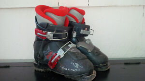 Kids Solomon Performer Ski Boots