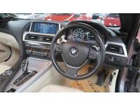 2012 BMW 6 SERIES 640i SE SPORT Pack Auto [Start Stop] Sat Nav Rev Cam BT Audio