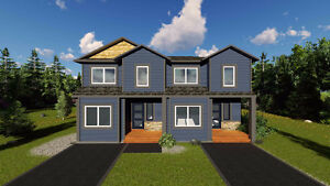 2 bedroom duplex, with ensuite and walk-in!