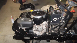 Looking for a 17 hp engine for a John Deere Hydro lawn tractor