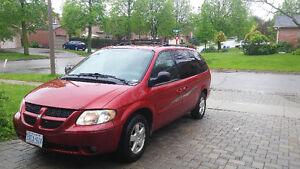 2005 Dodge Grand Caravan SXT Minivan, Van
