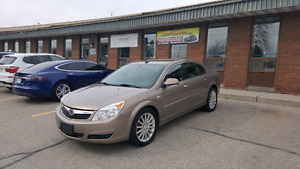 2007 Saturn Aura low km Safety and e-test