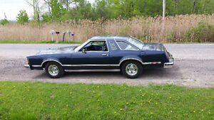 1979 Ford Thunderbird, Original with 97,000 kms, $5600 OBO