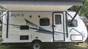 *SPECIAL* TRAVEL TRAILER RENTAL-2017 Coachmen sleeps 5, 2850 lbs