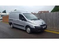 Peugeot Expert 2.0 HDi 120 L2 H2 LWB (2.96t) HIGH TOP SILVER 2010
