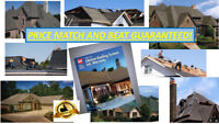 *BARRIE 5 STAR ROOFING ENT. HIGH Quality Service, PRICE MATCH