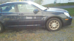 [Relisted with changes] 2008 Sebring
