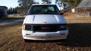 1994 GMC Sonoma 5k north of Sundre