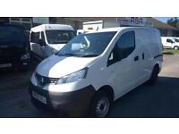 Nissan NV200 SE dCi DIESEL MANUAL 2012/62