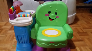 Petite chaise pour bebe