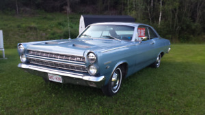 66 Mercury Comet Caliente Coupe