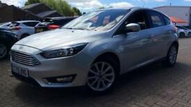 2015 Ford Focus 1.0 EcoBoost Titanium (Nav) 5d Manual Petrol Hatchback