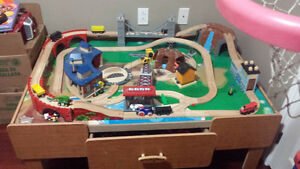 Thomas the train imagination table and more